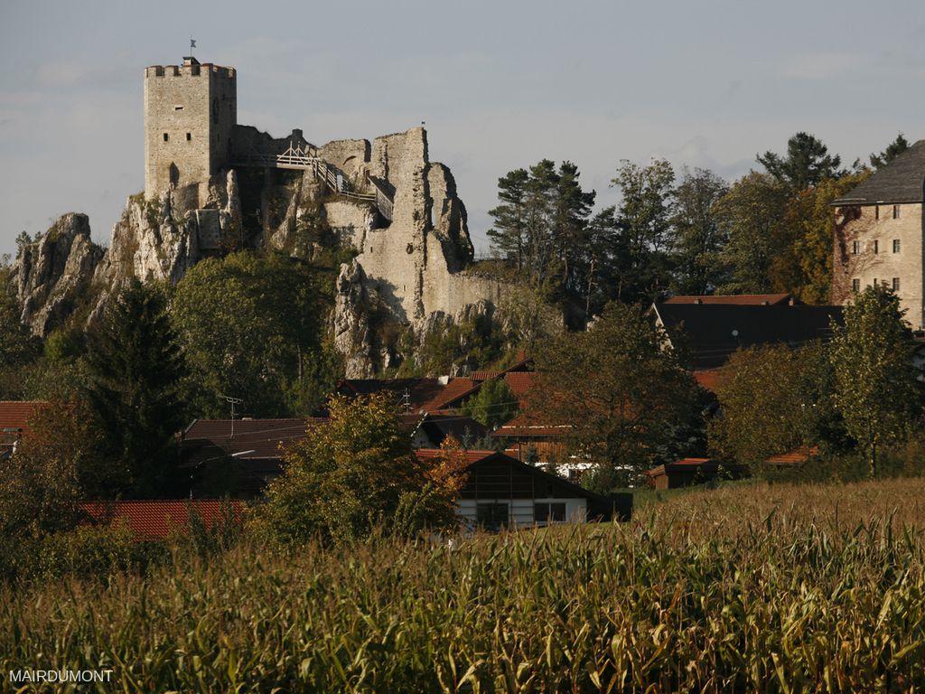 Burganlage Weissenstein