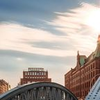 Speicherstadt und HafenCity in Hamburg