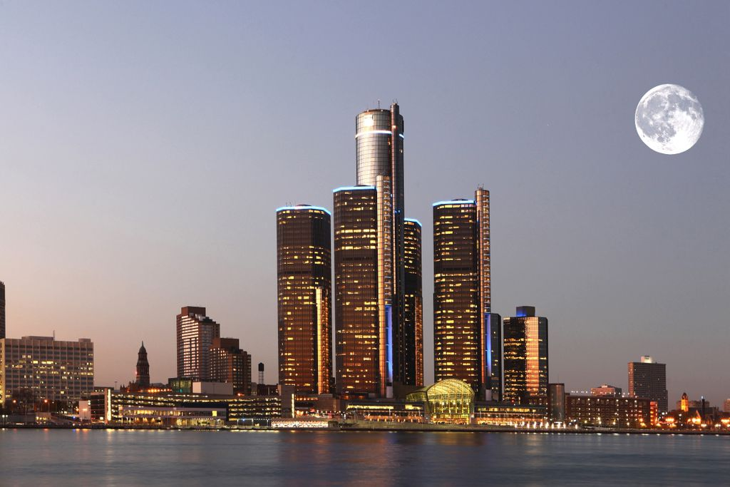 Die 10 größten US-Bundesstaaten, Platz 10: Michigan