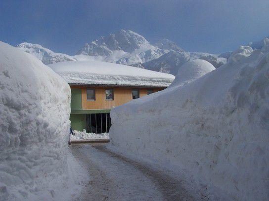 Welch ein Schnee!