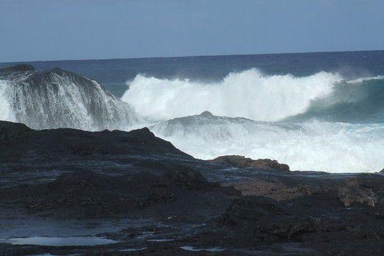 Naturgewaltige Südsee