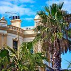 Kolonial-Bauten in Devenport