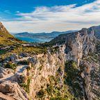 Der Aussichtspunkt Mirador Es Colomer