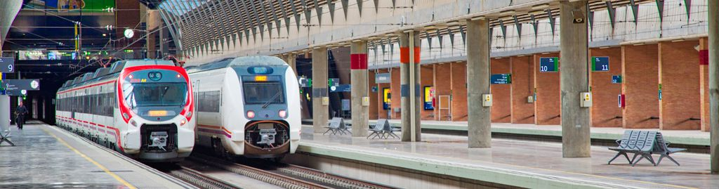 Bahnhof von Sevilla