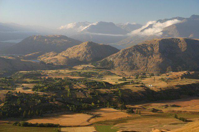 Neuseeland - Ausblick