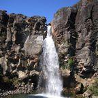 Tongariro Nationalpark - Taranaki Falls