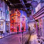 Auf Harry Potters Spuren wandeln in der Winkelgasse
