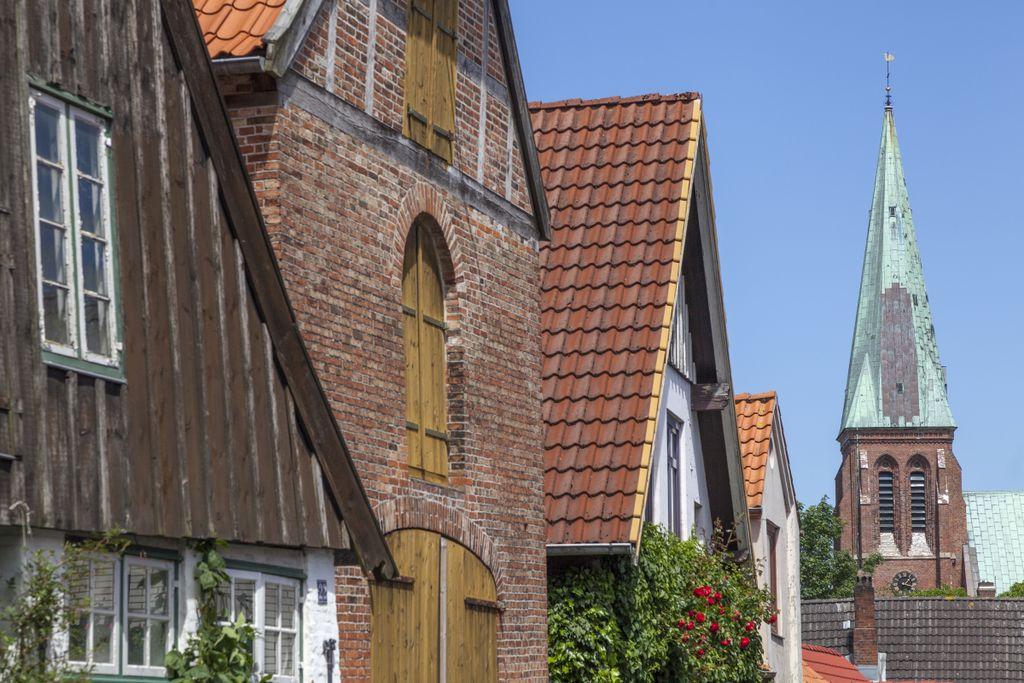 Die kleinsten Orte Deutschlands, Platz 9: Marne