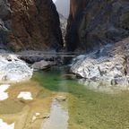 Canyon Wadi Bani Awf
