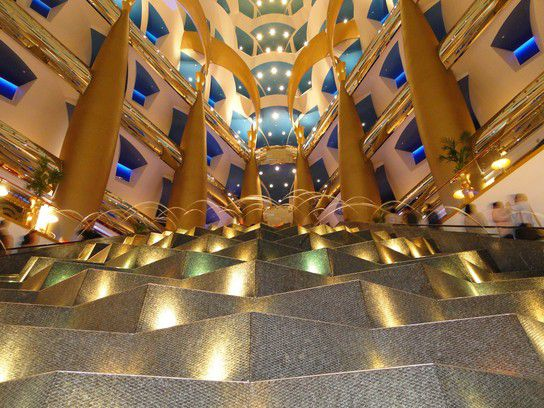 7 * Hotel Burj Al Arab