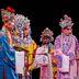 Aufführung einer Peking-Oper