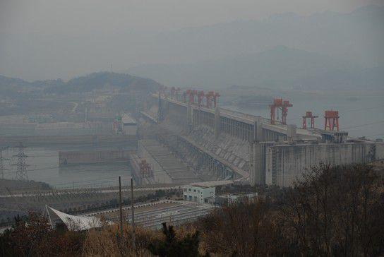 3-Schluchten Staudamm - China