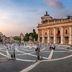 Kapitolsplatz in Rom