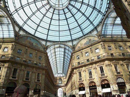 Galeria Vittorio Emanuel II