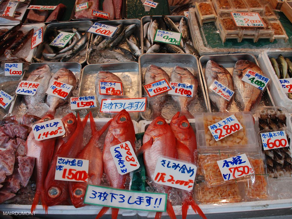 Tsukiji shijō