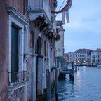 Venedig nach Sonnenuntergang