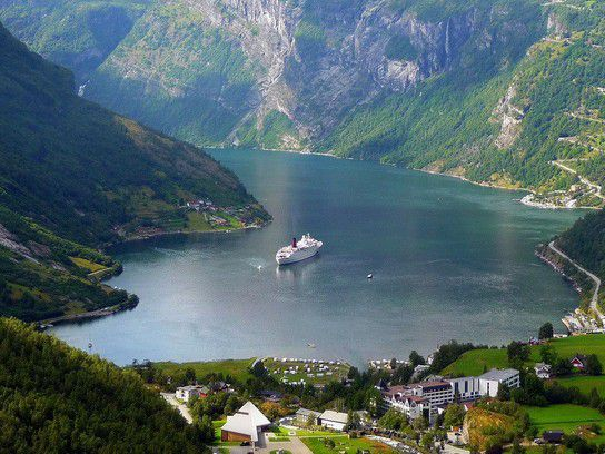 World, GeirangerFjord