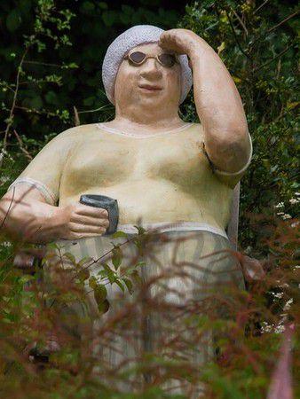 Skulpturenausstellung in Hamm