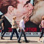 Platz fünf für die Berliner Mauer