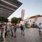 Ein Foodfestival in Faro