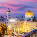 Welterbe in Gefahr: Stadtmauern von Jerusalem