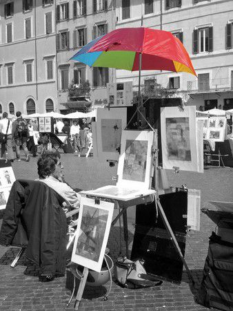 Rom Piazza Navona II