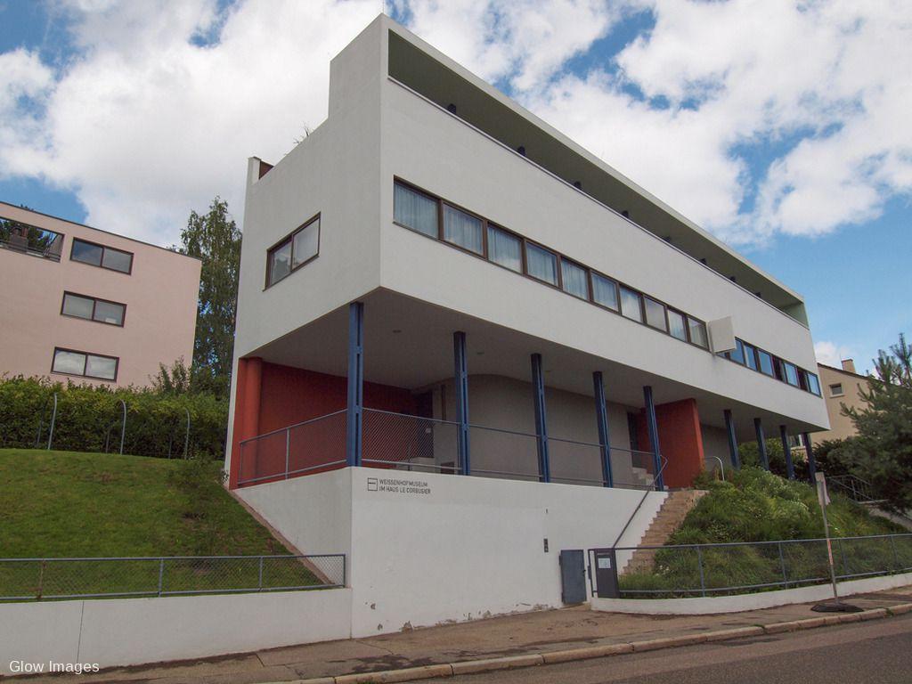 Weißenhofmuseum im Haus Le Corbusier
