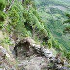 Abwärts, Azoren