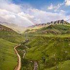 Exklaven & Enklaven: Lesotho