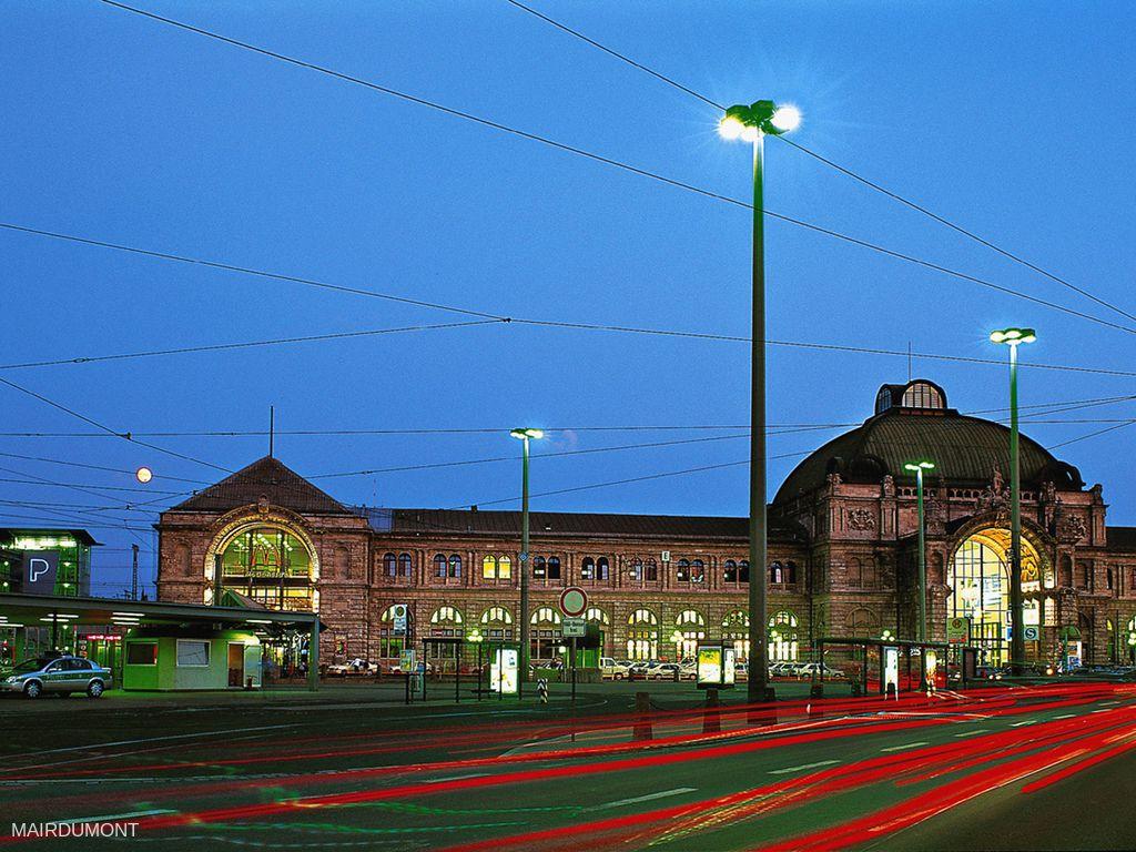 Nürnberg Hauptbahnhof