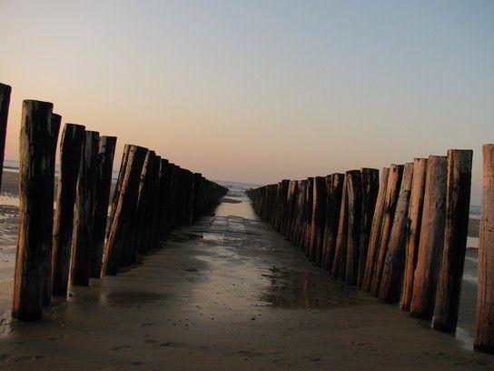 Strandimpressionen in Oostkapelle