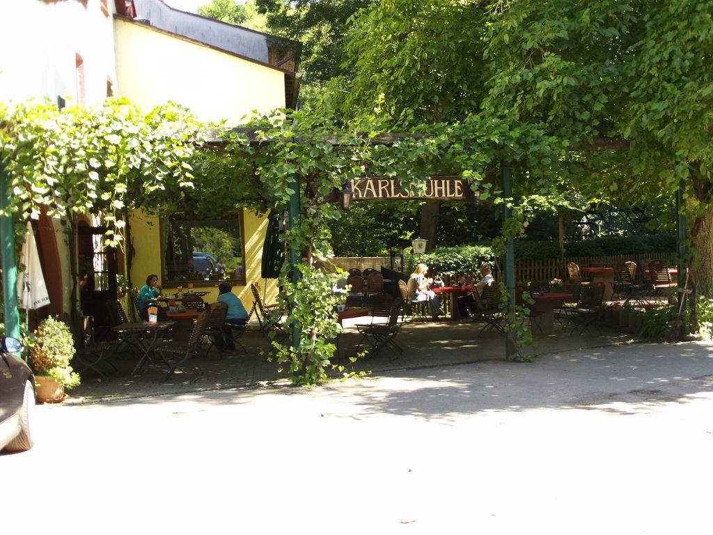 "Gartenlokal ""Karlsmühle"""
