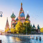 Silvester 2019, 31. Dezember, 13 Uhr: Russland