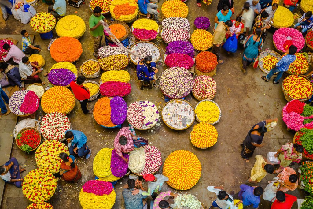 Top-Ziele 2019 für Fernreisen, Platz 4: Bangalore