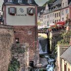Saarburg in HDR
