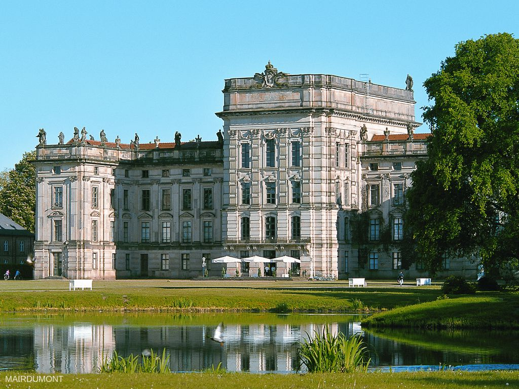 Schloss und Park Ludwigslust