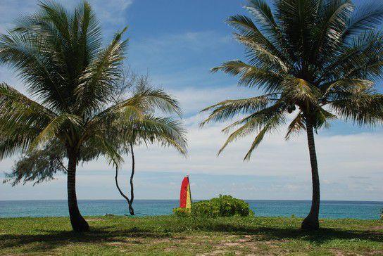Strandausicht