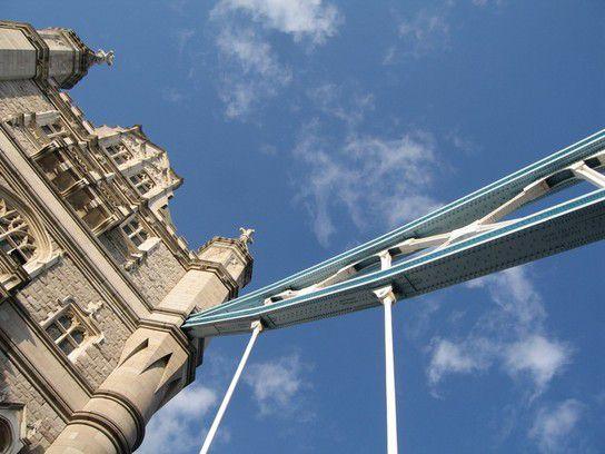 Ausschnitt der Towerbridge