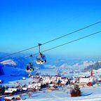 UNESCO Biosphäre Entlebuch Wintersportgebiet Marbachegg