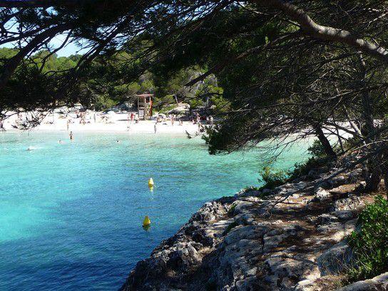 Cala en Turqueta, Menorca, 2010