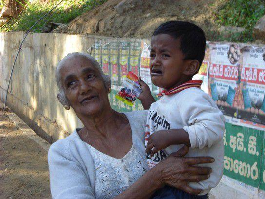 Sri Lanka - Begegnungen