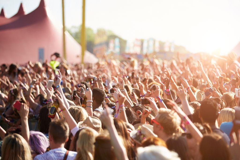 Das Glastonbury Festival ist die Hippie-Mutter der Festivalszene