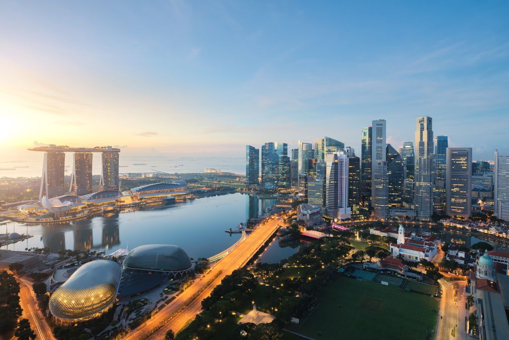 Innovativste Länder #7: Singapur