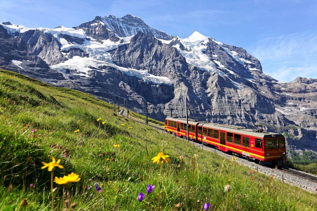 Höchstentwickelte Länder der Welt, Platz 2: Schweiz