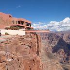 Grand Canyon - Skywalk im Hualapai-Indianerreservat