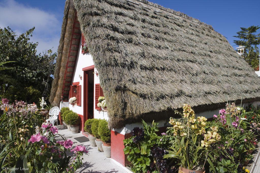 Madeira: Santana, Casa de Colmo