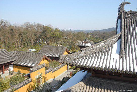 China - Hanghzou Tempel