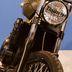 Motorräder auf der EICMA in Mailand, einer der größten Motorradmessen der Welt