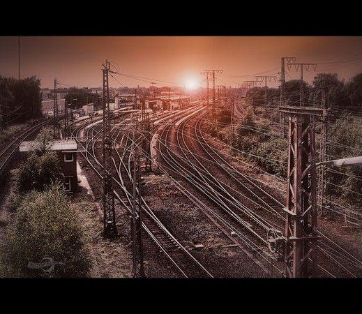 Essen (Ruhr), Gleisanlagen