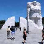 Martin Luther King Memorial: Ein Denkmal für die Bürgerrechte